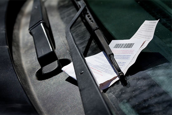 Article image for This council has stopped issuing parking fines