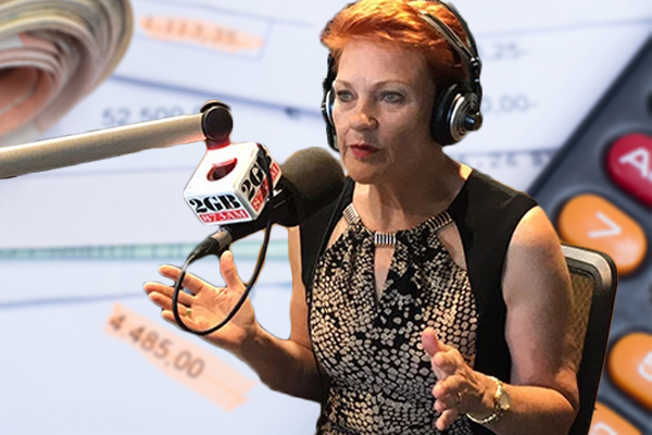 Article image for Pauline Hanson's plan to help small businesses