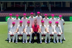 'That's the goal we've set ourselves': McGrath Foundation hopes to break records at the Pink Test
