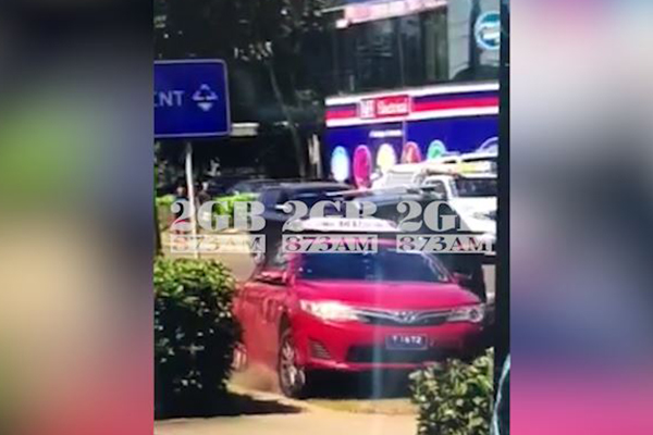 Article image for Police operation underway: Man stabbed in Sydney following crime spree