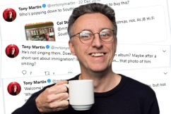 Comedian's disgusting attack on Ray Hadley's charity efforts