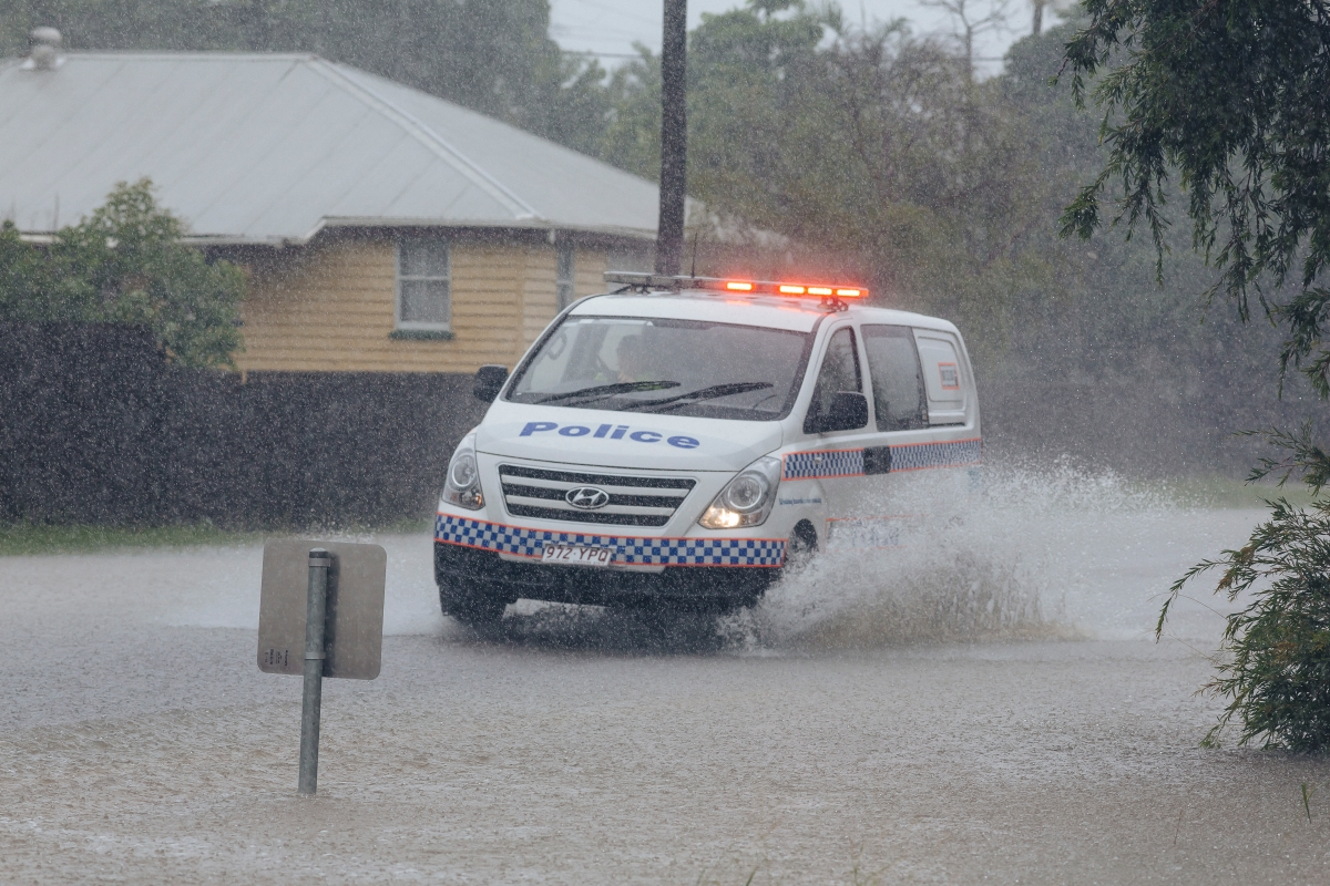 Article image for Major Flood Warning issued in Northern Queensland