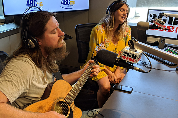 Article image for Big moves for country music power couple Brooke McClymont and Adam Eckersley