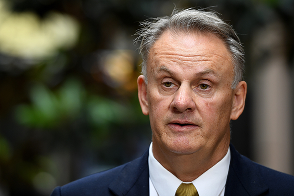 Article image for 'We've got to level the playing field': Mark Latham's energy plan