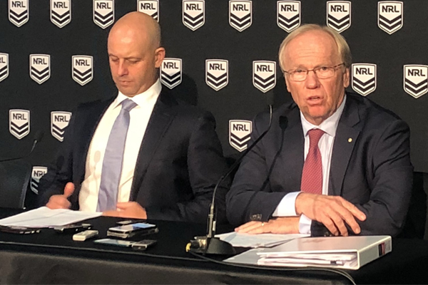 Article image for Jack de Belin stood down under controversial new NRL policy