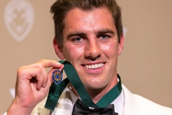 Pat Cummins caps finest year of his career, reflects on taking home the Allan Border Medal