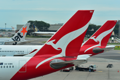 EXCLUSIVE | Qantas employee stood down over cleaning flights from China