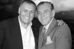 How tragedy shaped a person: Ray Hadley opens up about father's death