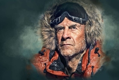 The world's greatest living explorer has one more adventure on his list