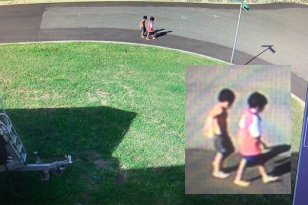 Article image for Missing brothers, aged 3 and 5, found dead in Townsville river