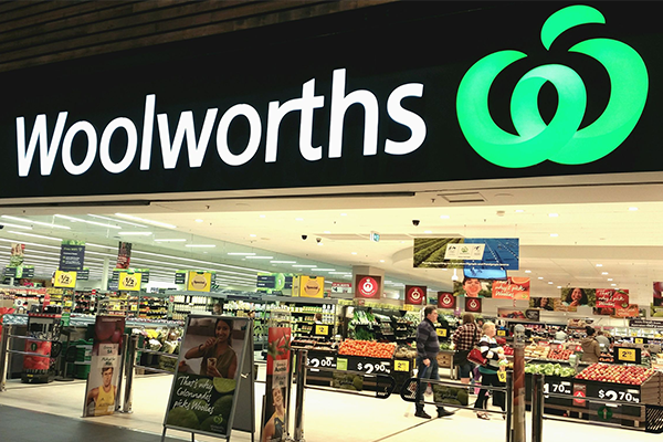 Article image for Woolworths sales up but warns of subdued consumer sentiment