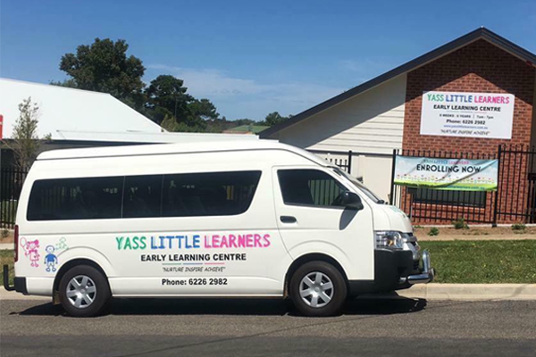 Article image for Toddler left in child care centre bus for six hours