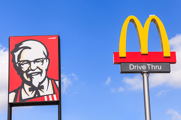 Article image for Primary school's ban on fast food