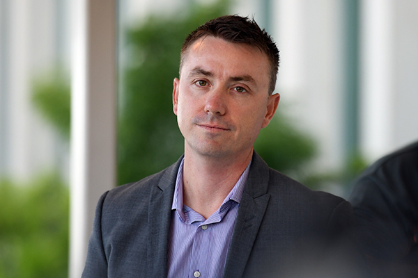 Article image for EXCLUSIVE | James Ashby says alcohol was involved in NRA meeting