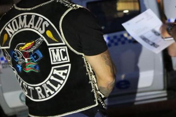 Article image for Bikie gang member charged with raping 12yo girl on Valentine's Day