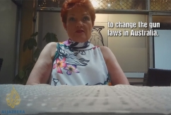 'It's disturbing': Pauline Hanson implicated by Part II of Al Jazeera sting