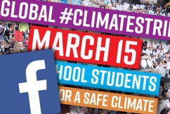 'Student-led' climate protests actually organised by adult activists