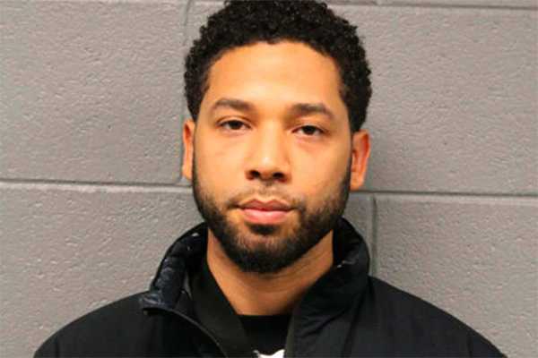 Article image for Police slam decision to drop charges against Jussie Smollett
