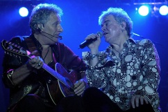 Iconic Air Supply 'still having a great time together on the road'