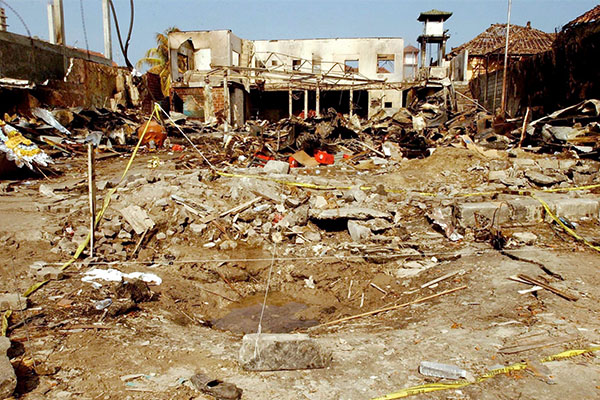 Article image for 'They've broken a promise': Outrage at plans for Bali bombing site