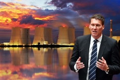 Cory Bernardi says PM got his 'hopes up' on nuclear power