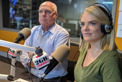 Erin and Jim Molan join forces to spread a very important message