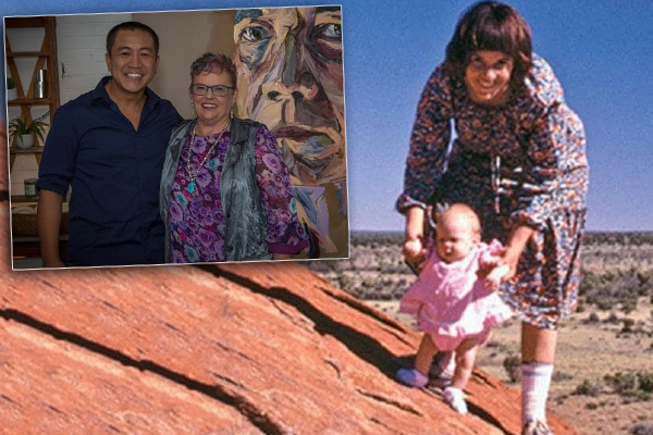 Article image for Lindy Chamberlain relives dingo death, reveals son's horrific flashback