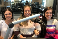 Ray Hadley tears up in emotional interview with young women who carry MND gene