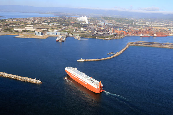 Article image for State's first gas import terminal