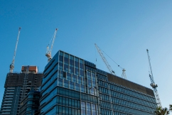 Calls for industries to 'step up' as construction slump continues