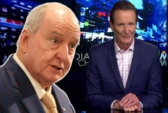 Alan Jones slams Media Watch and 'the grub who is in charge'