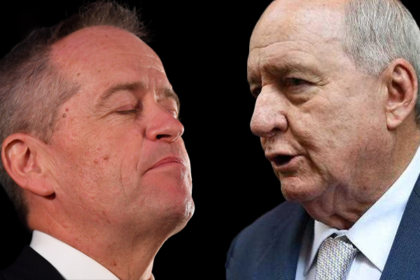 Article image for Bill's boycott proves fatal, how Alan Jones predicted the election