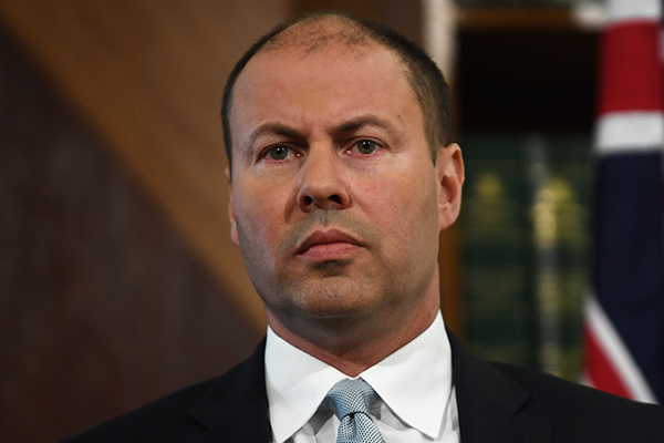 Article image for Josh Frydenberg warns cuts to public sector worse under Labor