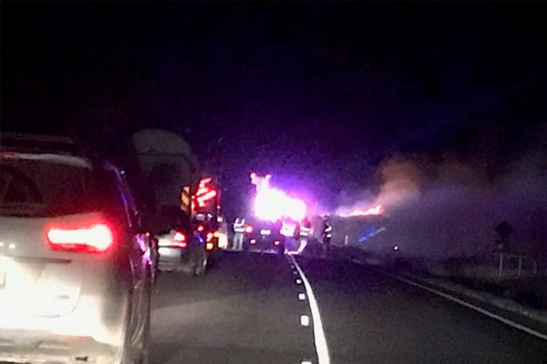 Article image for Mum and four children killed in 'catastrophic' crash near Kingaroy