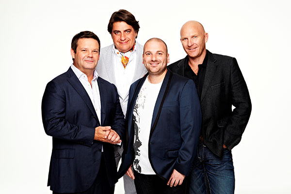 Article image for George Calombaris doesn't see an end for MasterChef anytime soon