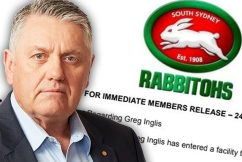 Greg Inglis admitted to mental health facility: Ray Hadley's important message