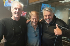 Roy and H.G. join Ray Hadley ahead of their Macquarie Sports Radio debut