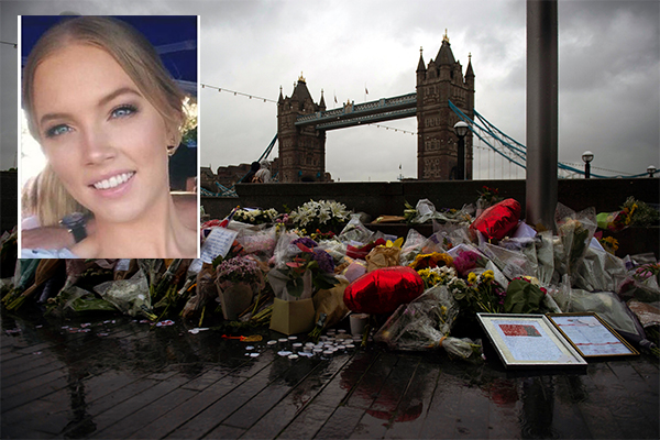 Article image for Parents of Sara Zelenak to attend inquest into London Bridge terror attack