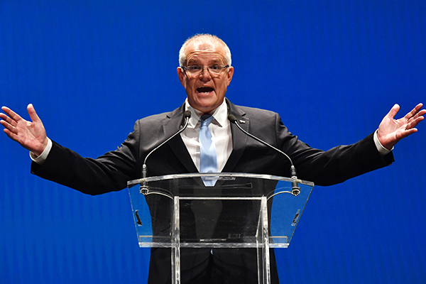 Article image for 'I'm going to honour that': The PM's first promise is for 'the quiet Australians'