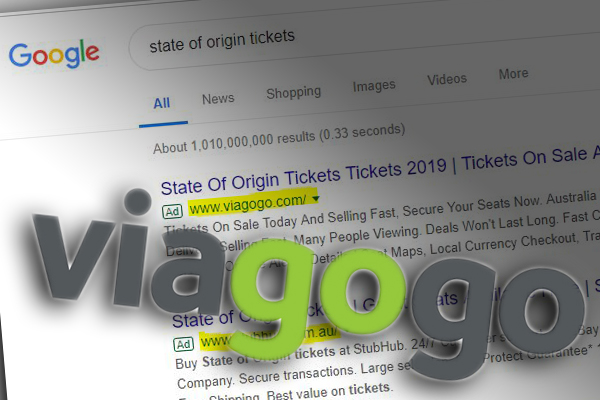 Article image for Calls for national shutdown of dodgy ticket websites