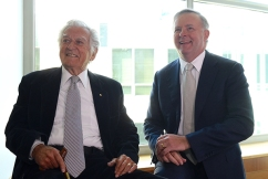 'I was incredibly humbled': Anthony Albanese remembers Bob Hawke's generosity