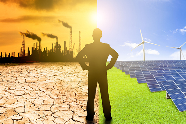 Article image for World-leading environmentalist turns his back on renewable energy
