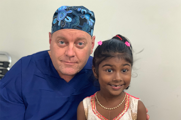 Article image for 850th Fijian patient operated on by phenomenal Aussie surgeon