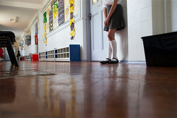 Article image for Should schools stop suspending kids who misbehave?