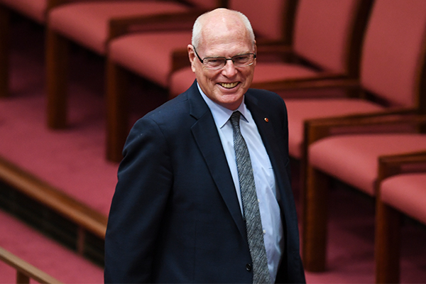 Article image for Jim Molan reflects on his political career