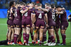 New South Wales levels the State of Origin series