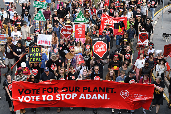 Article image for Adani coal mine approved