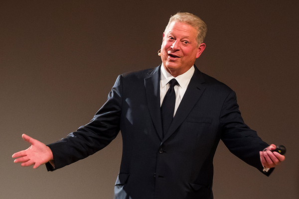 Article image for Alan Jones slams QLD government for funding Al Gore conference with taxpayers' money