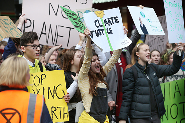 Article image for 'A religion of rich people': Leading environmentalist slams climate activists