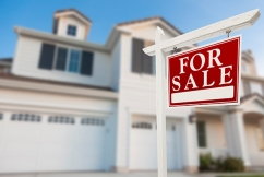 House prices on the mend